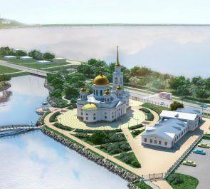 Храм в Кокшетау пример 6