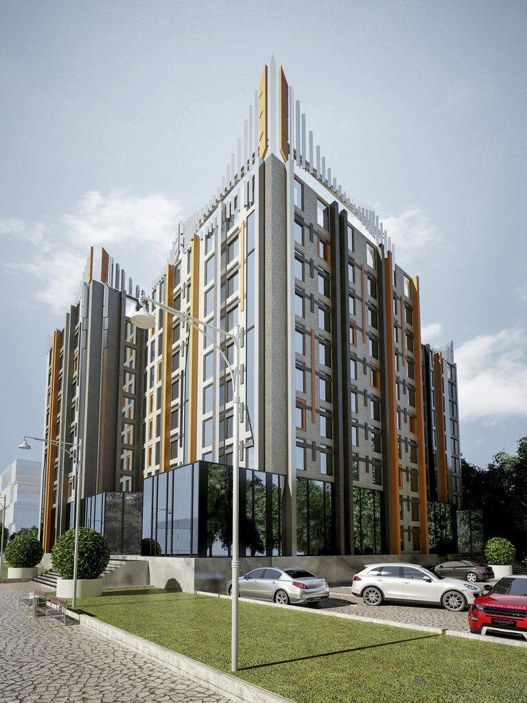 Реконструкция офисного здания Тарана изображение 2