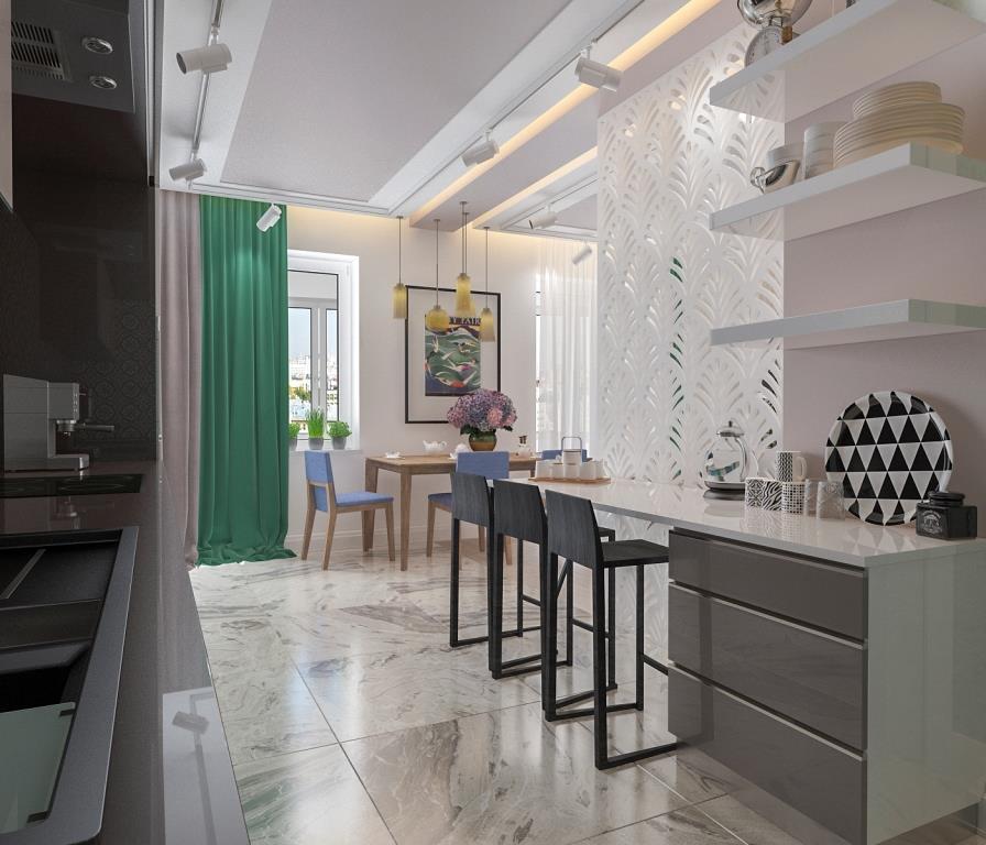 Квартира Москва пример 3