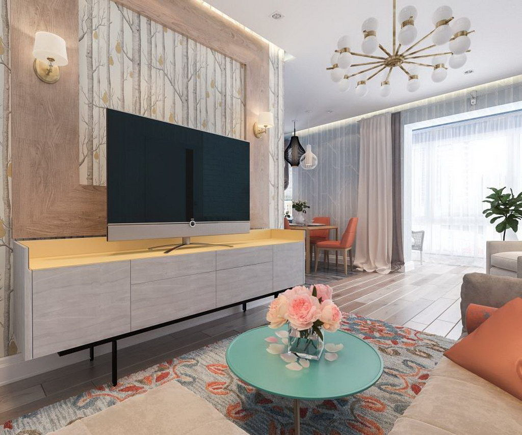 Квартира Астана пример 9