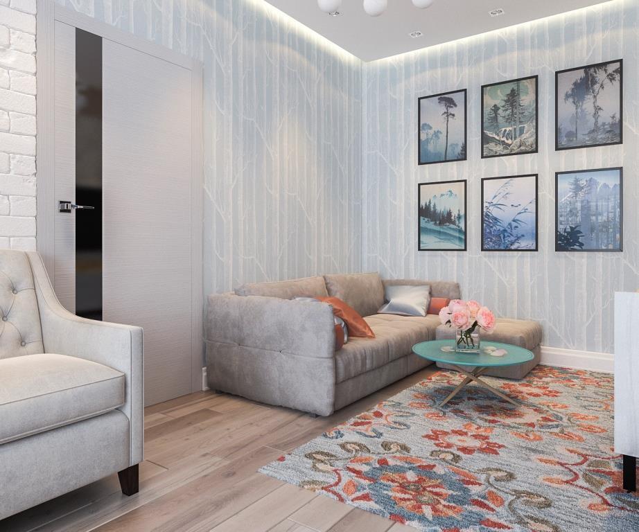 Квартира Астана пример 6