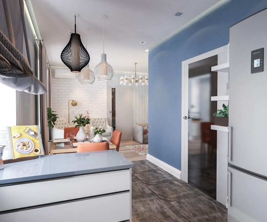 Квартира Астана пример 1